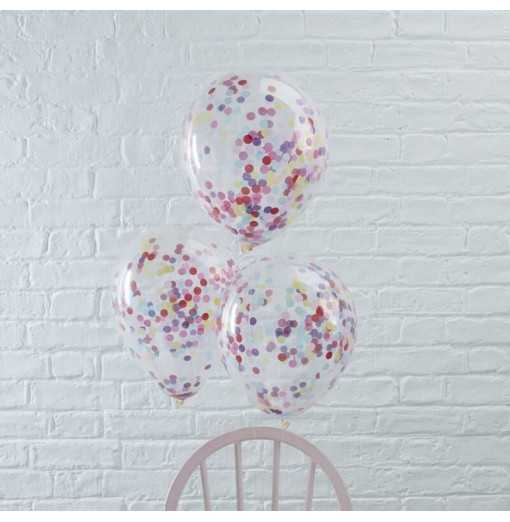 Pick and Mix - Balloons - Confetti Watertrade-Hem