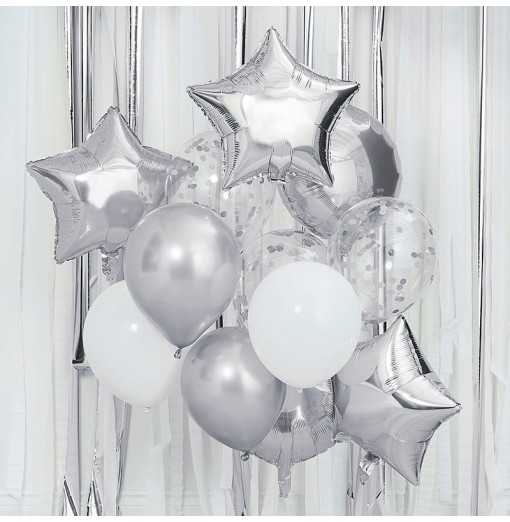 Mix it Up Additions - Balloons - Silver Bundle Watertrade-Hem