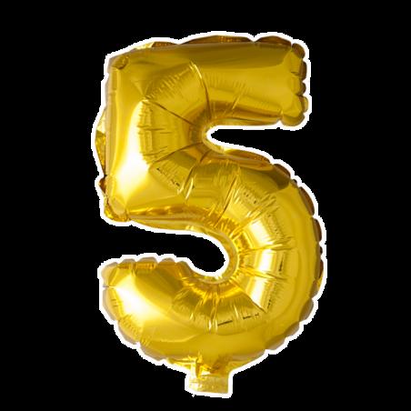 Jätte ballongguld - 241