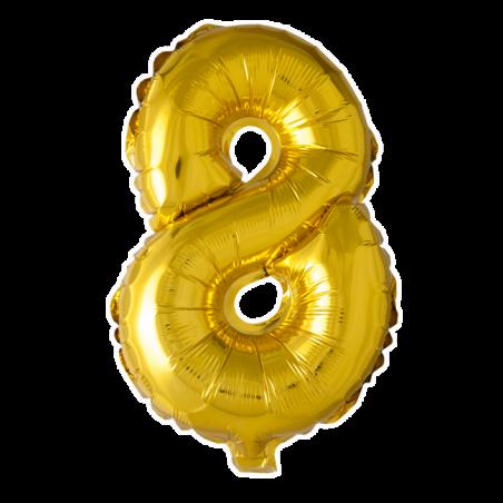 Jätte ballongguld - 244