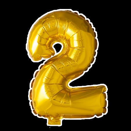 Jätte ballongguld - 247