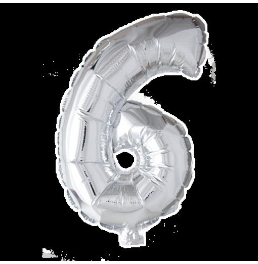 Jätte ballongsilver