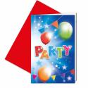 Inbjudningar - fest Inbjudningar