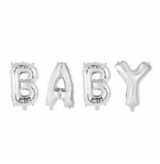Bebis Folie ballonger