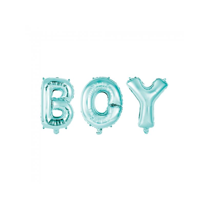 Pojkefolie ballong