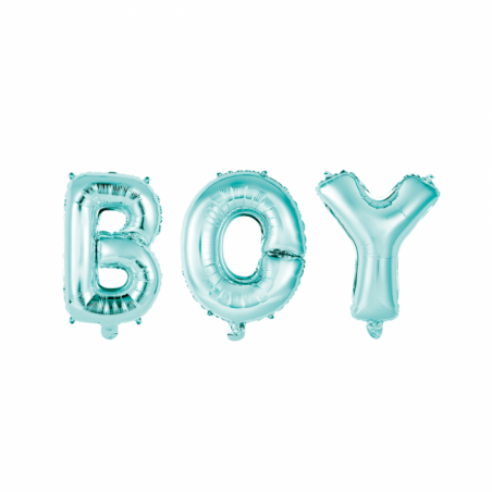 Pojkefolie ballong - 294