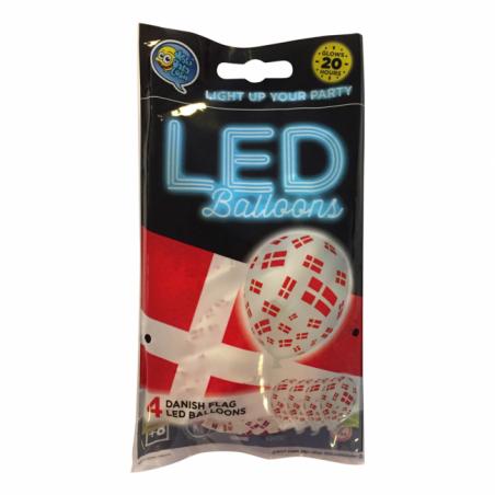 LED-ballonger flagga - 52