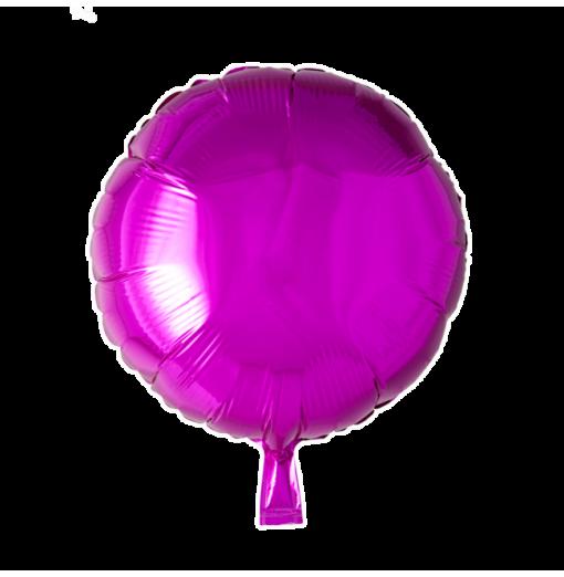 """Rund 18 """"folieballong Folie ballonger"""