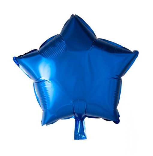 "Star 18 ""folieballong Folie ballonger"