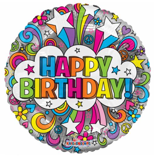 """Grattis på födelsedagen 18 """"Groovie Födelsedag"""