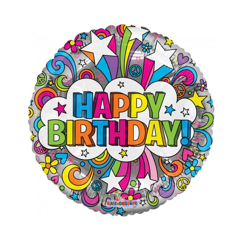 """Grattis på födelsedagen 18 """"Groovie"""