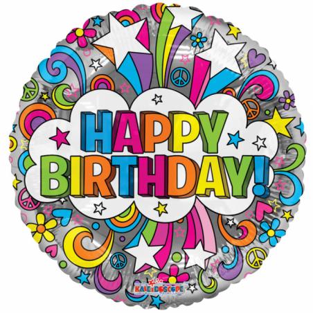 """Grattis på födelsedagen 18 """"Groovie - 699"""