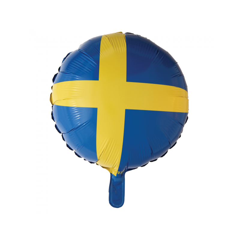 """Svensk flag 18"""""""