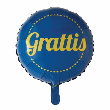 "Grattis 18 "" - 710"