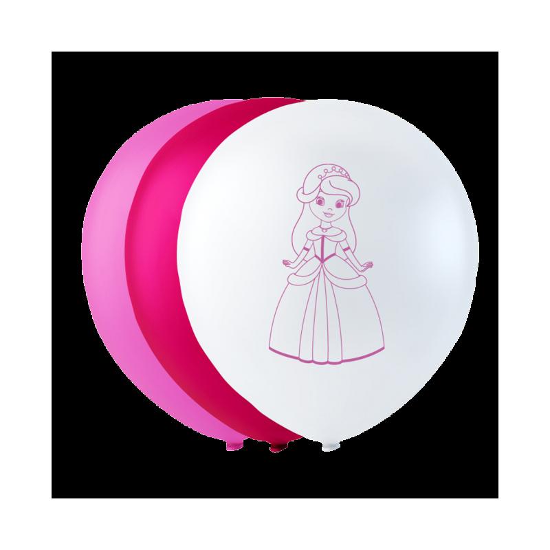 """Prinsessballonger 10 """""""