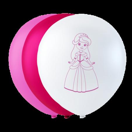 """Prinsessballonger 10 """" - 731"""