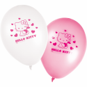 """Hej kitty ballonger 11 """" Ballonger med tryck"""