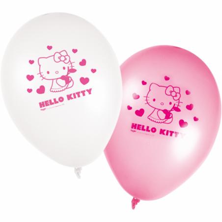"""Hej kitty ballonger 11 """" - 737"""