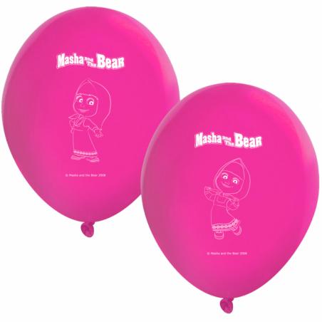 "Masha and the Bear Balloons 11 "" - 738"