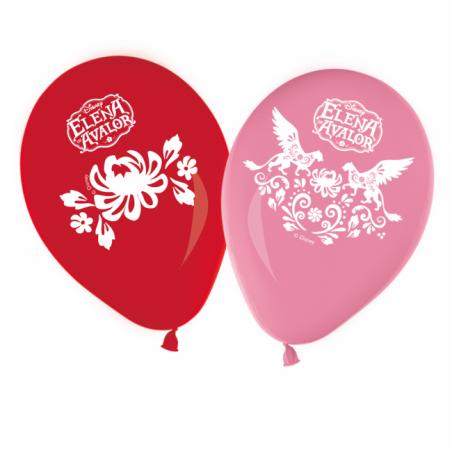 "Elena från Avalor ballonger 11 "" - 748"
