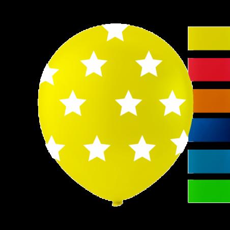 """Stjärnballonger 10 """" - 751"""