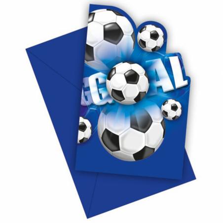 Inbjudningar med fotboll - 766