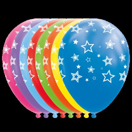 """Stjärnballonger 12 """" - 774"""