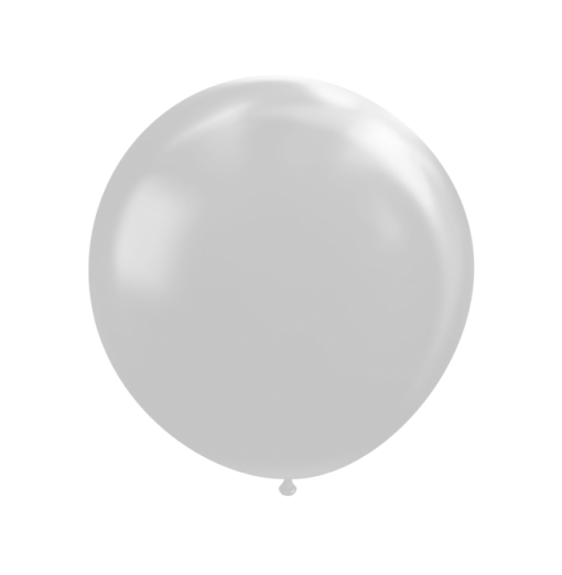 "10 Metallic Mega balloner 90 cm / 30"""