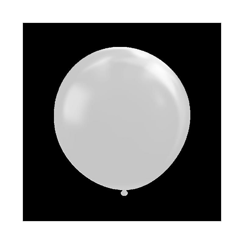 """10 metalliska Mega ballonger 90 cm / 30 """""""