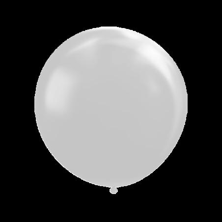"""10 metalliska Mega ballonger 90 cm / 30 """" - 828"""
