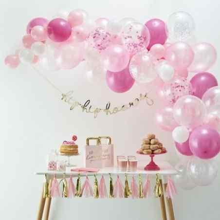 Pink Ballonbue - 837