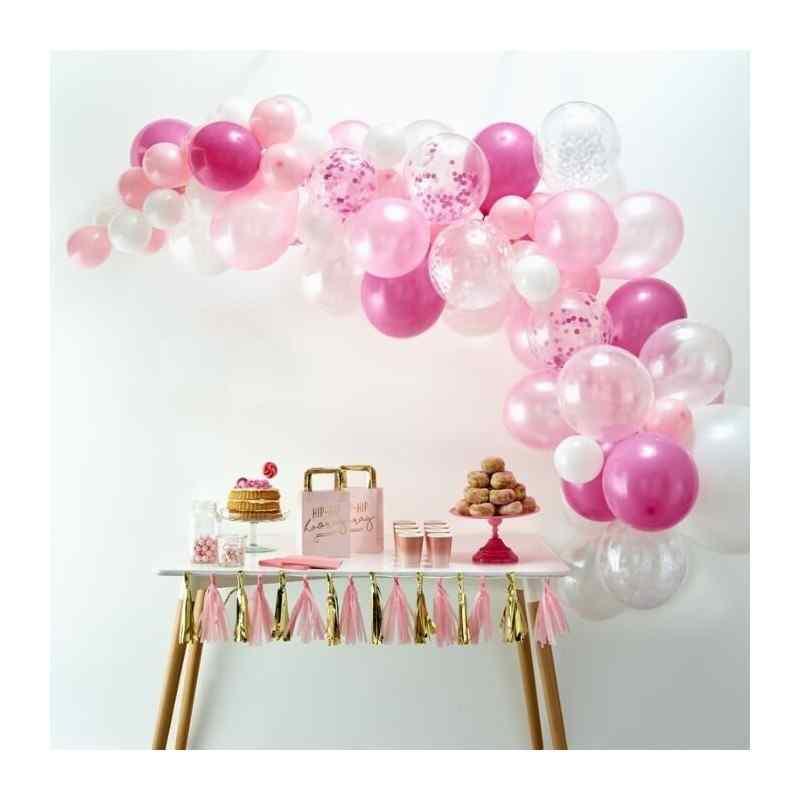 Pink Ballonbue