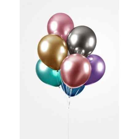 """Kromblandningsballonger 25 st. 12 """" - 840"""