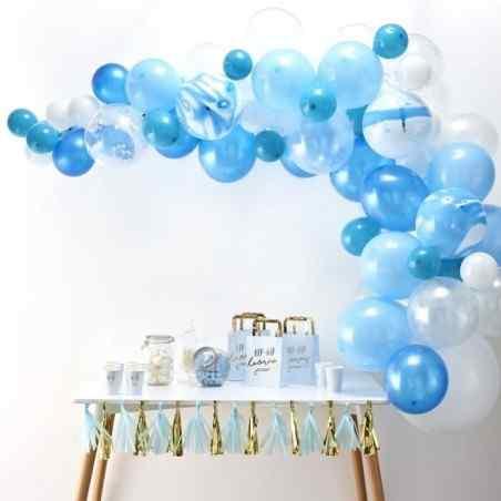 Blå Ballongbågar - 861