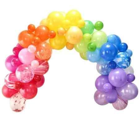 Balloon Arches -Balloon Arch - Rainbow - 894