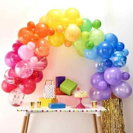 Balloon Arches -Balloon Arch - Rainbow - 895
