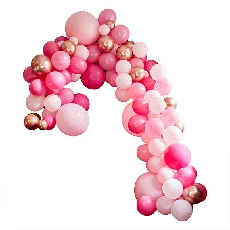Balloon Arches - Balloon Arch - Large - Pink