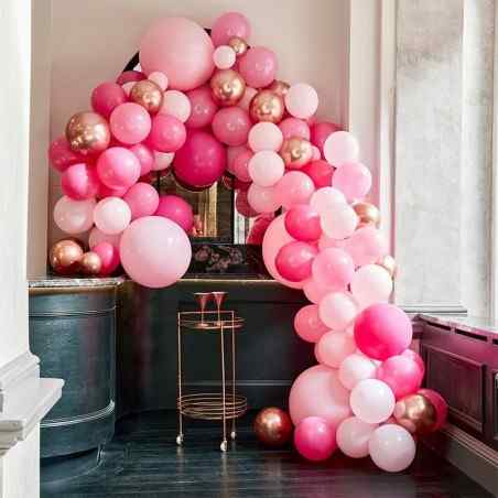 Balloon Arches - Balloon Arch - Large - Pink - 899
