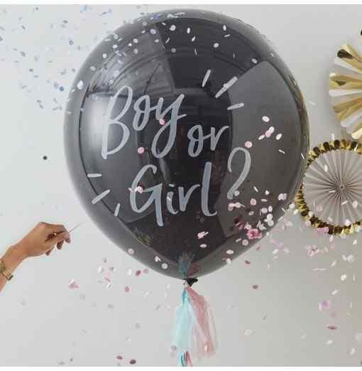 Boy or Girl??? Ballon Baby shower